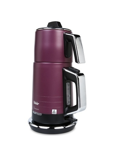 Fakir Temper Çay Makinesi Violet Renkli